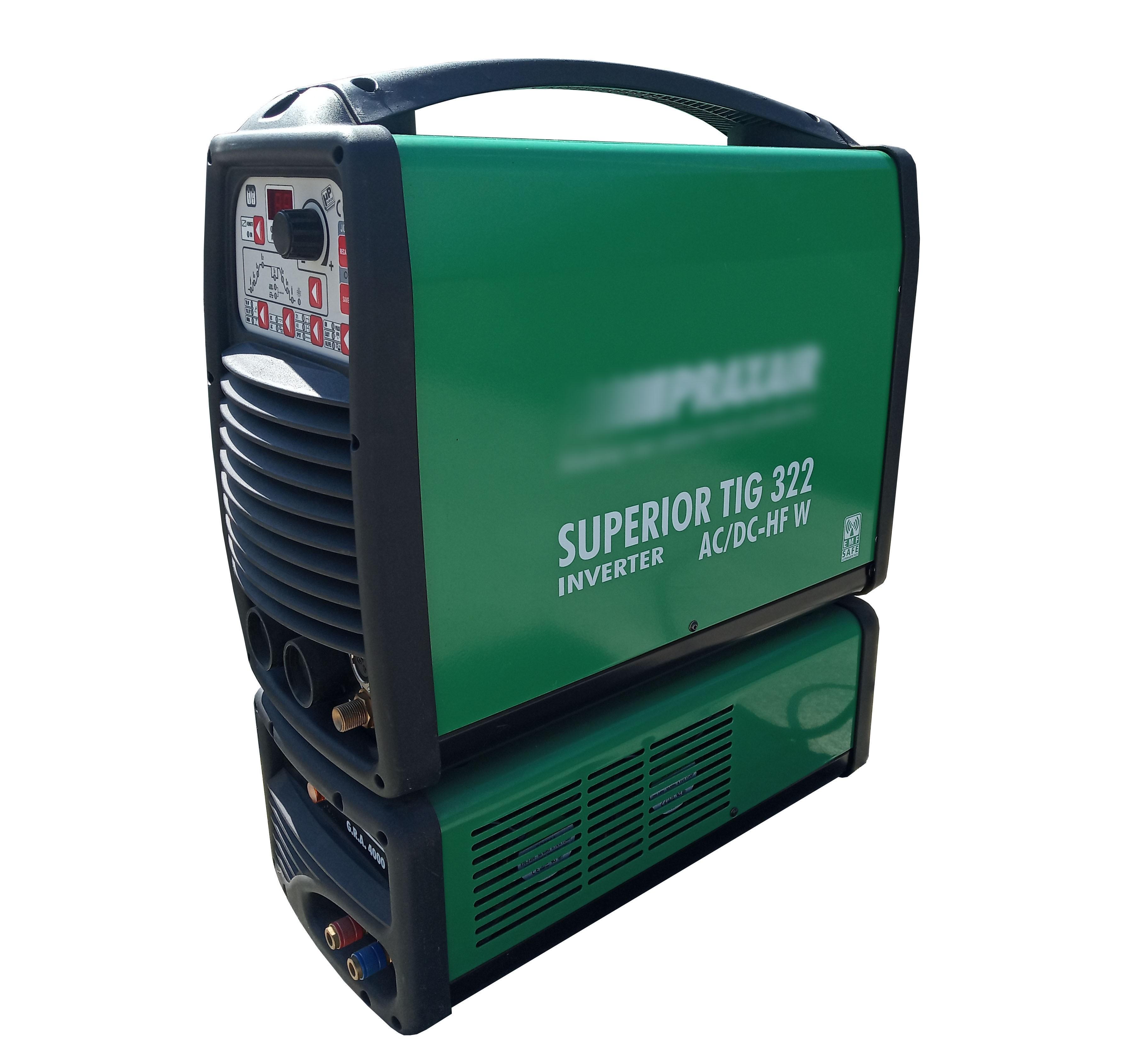 ALQUILER SUPERIOR TIG 322W ACDC 12164616